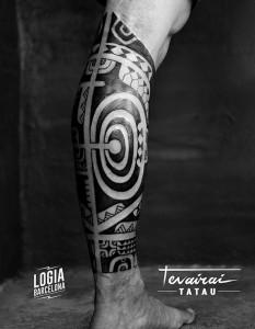 Tatuaje_Maori_Polinesian_Tevairai_Logia_Barcelona_07