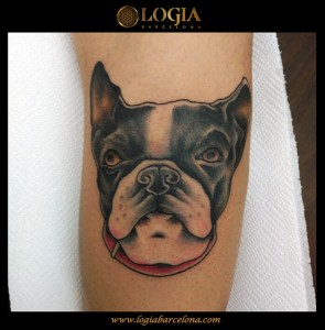 tatuaje-perro-brazo-logia-barcelona-tokio