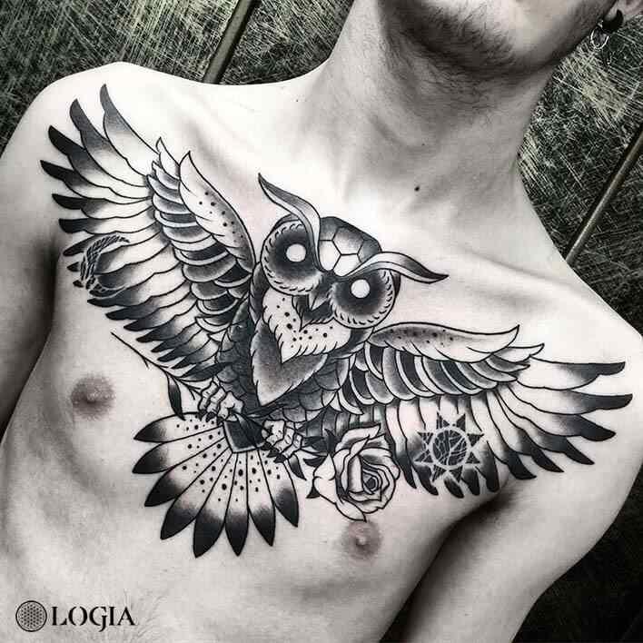 Tatuador Victor Dalmau Logia Tattoo