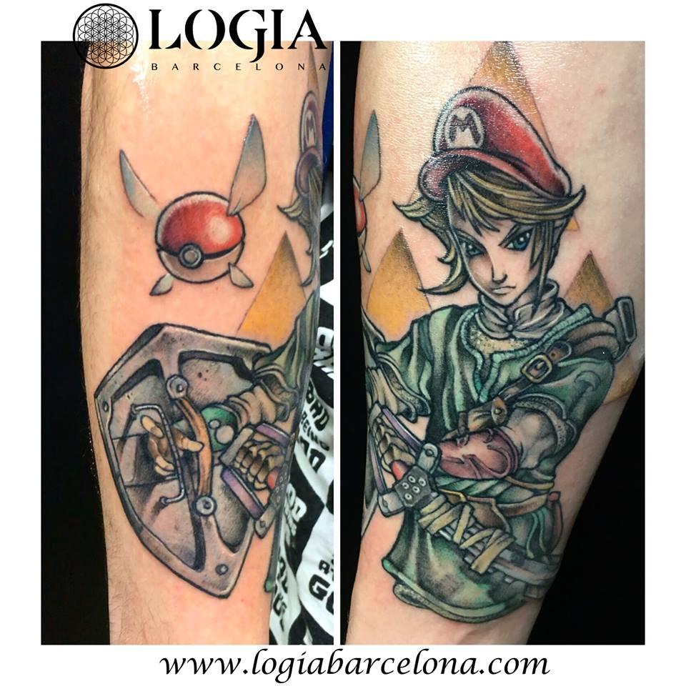 Tatuajes Originales Ejemplos De Los Mejores Tattoos Logia - Ideas-para-tatuajes-originales