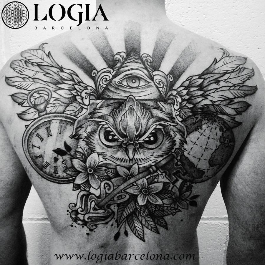 Tatuajes Originales Ejemplos De Los Mejores Tattoos Logia