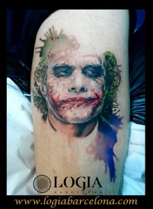 tattoo original joker