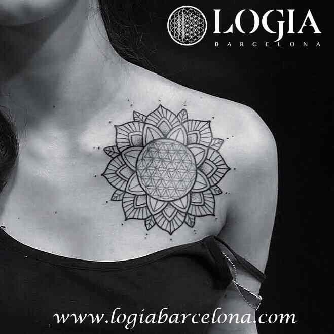 Tatuajes Para Mujeres Logia Tattoo Barcelona