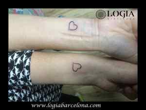 tatuajes para parejas muneca