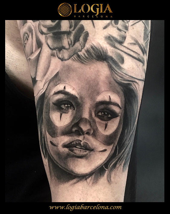 tatuaje-catrina-logia-barcelona-Zoen