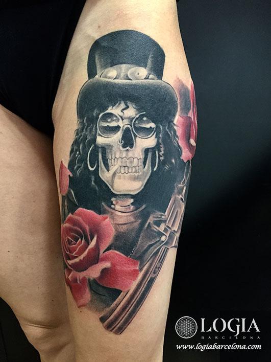 tatuaje-gunsroses-logia-barcelona-Zoen