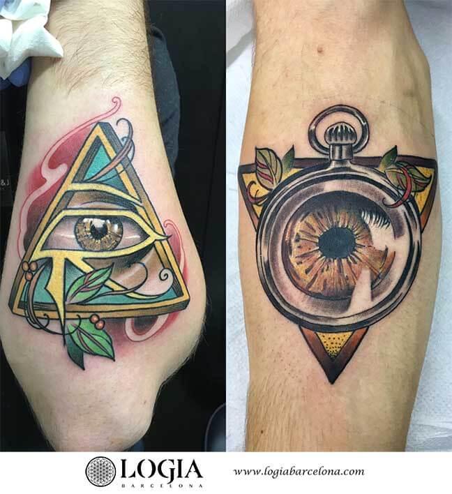 tatuaje-triangulos-ojos-brazos-logia-barcelona-Zoen